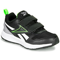 Topánky Chlapci Bežecká a trailová obuv Reebok Sport REEBOK ALMOTIO 5.0 Čierna / Zelená