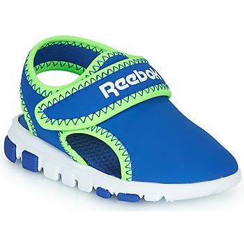Topánky Chlapci Sandále Reebok Sport WAVE GLIDER III Modrá / Zelená