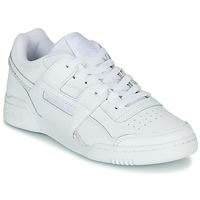 Topánky Ženy Nízke tenisky Reebok Classic WORKOUT LO PLUS Biela
