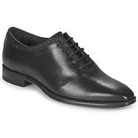 Topánky Muži Richelieu Carlington MINEA Čierna