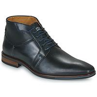 Topánky Muži Polokozačky Carlington JESSY Čierna