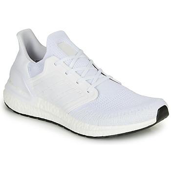 Topánky Muži Bežecká a trailová obuv adidas Performance ULTRABOOST 20 Biela