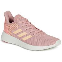 Topánky Ženy Bežecká a trailová obuv adidas Performance ASWEERUN Ružová