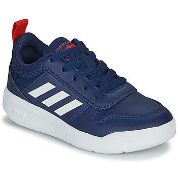 Topánky Deti Nízke tenisky adidas Performance TENSAUR K Modrá / Biela