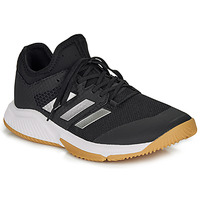 Topánky Muži Tenisová obuv adidas Performance COURT TEAM BOUNCE M Čierna / Biela