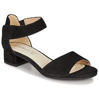 Topánky Ženy Sandále Caprice BESSINA Čierna