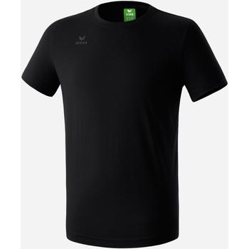Oblečenie Chlapci Tričká s krátkym rukávom Erima T-shirt  Teamsport noir