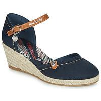 Topánky Ženy Sandále Dockers by Gerli 36IS210-667 Námornícka modrá