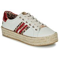 Topánky Ženy Nízke tenisky Dockers by Gerli 46GV202-509 Biela / Viacfarebná