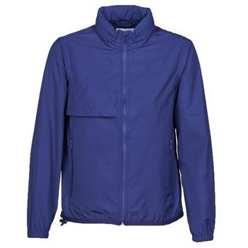 Oblečenie Ženy Bundy  Lacoste MAHYRA Námornícka modrá