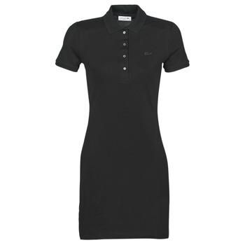Oblečenie Ženy Krátke šaty Lacoste GAIL Čierna