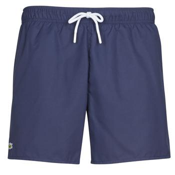 Oblečenie Muži Plavky  Lacoste DOLY Námornícka modrá