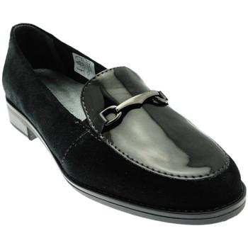 Topánky Ženy Mokasíny Calzaturificio Loren LOX5907ne nero