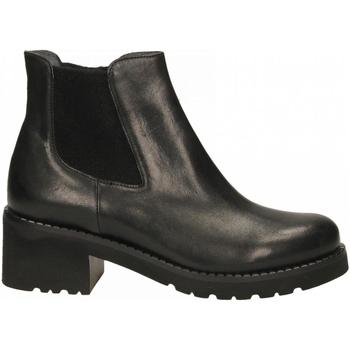 Topánky Ženy Čižmičky Calpierre BUFALIS ROMM nero