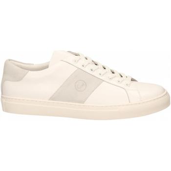 Topánky Muži Nízke tenisky Jeckerson NAPPA bianco