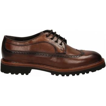Topánky Ženy Derbie Brecos CAPRI brandy-tdm