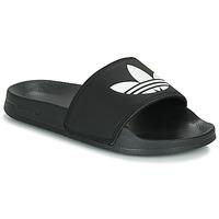 Topánky športové šľapky adidas Originals ADILETTE LITE Čierna