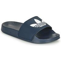 Topánky športové šľapky adidas Originals ADILETTE LITE Modrá