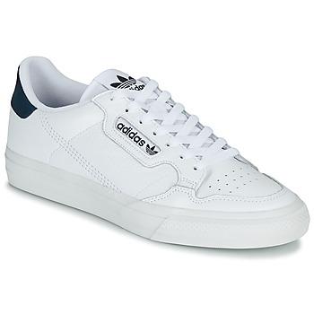 Topánky Nízke tenisky adidas Originals CONTINENTAL VULC Biela