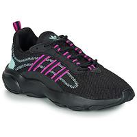 Topánky Ženy Nízke tenisky adidas Originals HAIWEE W Čierna / Fialová