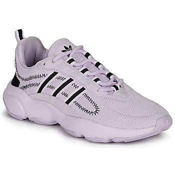 Topánky Ženy Nízke tenisky adidas Originals HAIWEE W Tmavá fialová