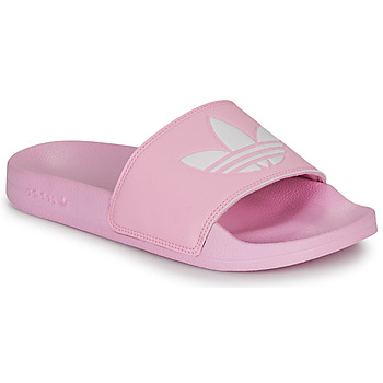Topánky Ženy športové šľapky adidas Originals ADILETTE LITE W Ružová