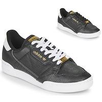 Topánky Ženy Nízke tenisky adidas Originals CONTINENTAL 80 Čierna