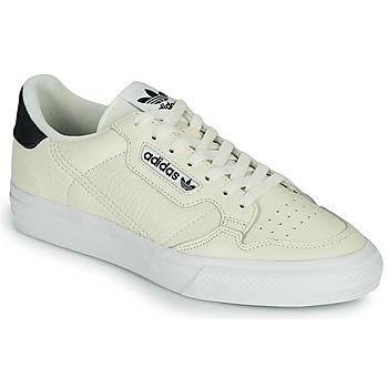 Topánky Nízke tenisky adidas Originals CONTINENTAL VULC Béžová