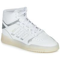 Topánky Muži Členkové tenisky adidas Originals DROP STEP Biela