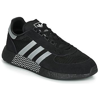 Topánky Nízke tenisky adidas Originals MARATHON TECH Čierna / Biela