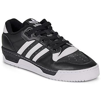 Topánky Nízke tenisky adidas Originals RIVALRY LOW Čierna / Biela