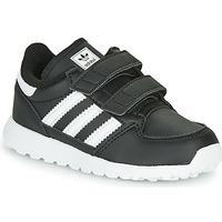 Topánky Deti Nízke tenisky adidas Originals FOREST GROVE CF I Čierna