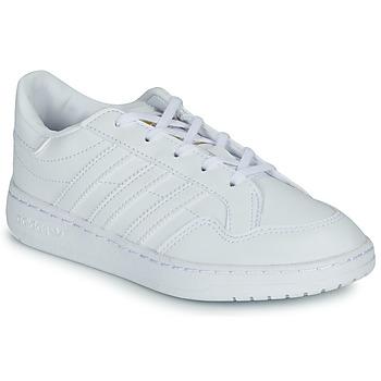 Topánky Deti Nízke tenisky adidas Originals Novice C Biela
