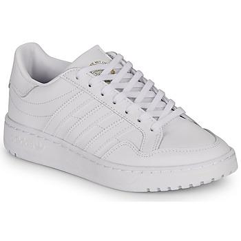 Topánky Deti Nízke tenisky adidas Originals Novice J Biela