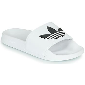 Topánky športové šľapky adidas Originals ADILETTE LITE Biela