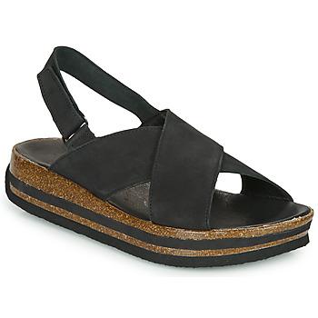 Topánky Ženy Sandále Think ZEGA Čierna