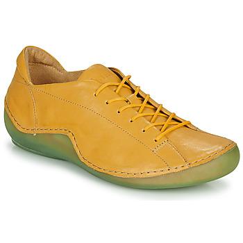 Topánky Ženy Nízke tenisky Think KAPSL Žltá / Zelená