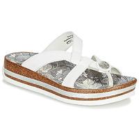Topánky Ženy Sandále Think ZEGA Biela