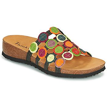 Topánky Ženy Sandále Think JULIA Žltá / Červená / Zelená