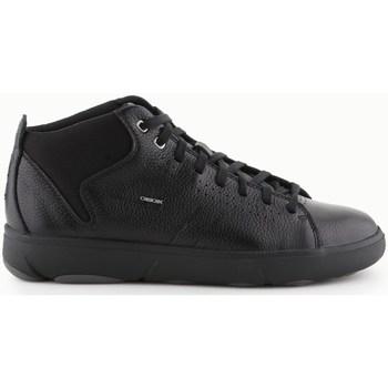 Topánky Muži Členkové tenisky Geox U Nebula Y B Čierna