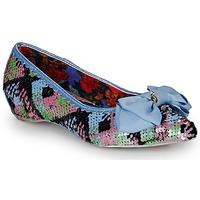 Topánky Ženy Balerínky a babies Irregular Choice MINT SLICE Ružová / Modrá
