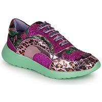 Topánky Ženy Nízke tenisky Irregular Choice JIGSAW Fialová