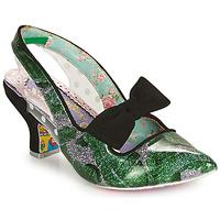 Topánky Ženy Lodičky Irregular Choice PARADOX Zelená / Čierna