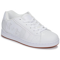 Topánky Muži Nízke tenisky DC Shoes NET Biela