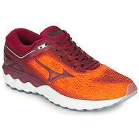 Topánky Muži Bežecká a trailová obuv Mizuno SKYRISE Červená / Oranžová