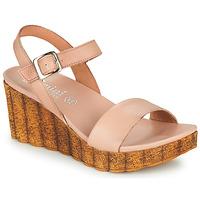 Topánky Ženy Sandále Felmini LESLIE Béžová