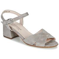 Topánky Ženy Sandále Peter Kaiser CHIARA Béžová