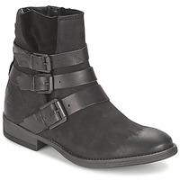 Topánky Ženy Polokozačky Bullboxer AXIMO čierna