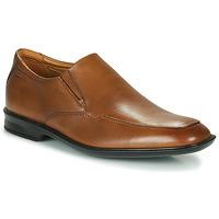 Topánky Muži Derbie Clarks BENSLEY STEP Hnedá