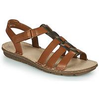 Topánky Ženy Sandále Clarks BLAKE JEWEL Ťavia hnedá